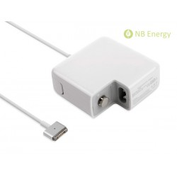 Napájací adaptér (zdroj) - Apple | 14,85V / 3,05A | 45W | Magsafe 2 (Magnetic Flat 5pin)