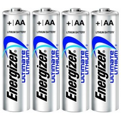 Batéria ENERGIZER Ultimate Lithium AA LR6 R6 - 4ks