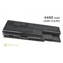 Batéria ACER Aspire 5520 5920 AS07B31 | 4400 mAh (65 Wh), 14,8V