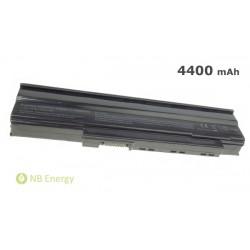 Batéria ACER Extensa 5235 5235G 5635G 5635Z AS09C31, GATEWAY NV40   4400 mAh (49 Wh), 10,8V