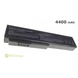 Batéria ASUS N53N N53S N53SD N53SL N53SM N53SN N62 | 4400 mAh (49 Wh), 11,1V