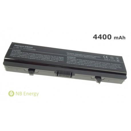 Batéria DELL Inspiron 1525 1526 1545 GW240 | 4400 mAh (49 Wh), 11,1V