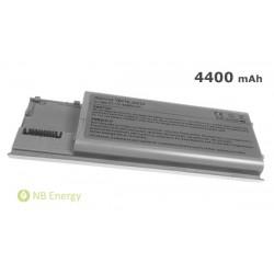 Batéria DELL Latitude D620 D630 JD634 | 4400 mAh (49 Wh), 11,1V