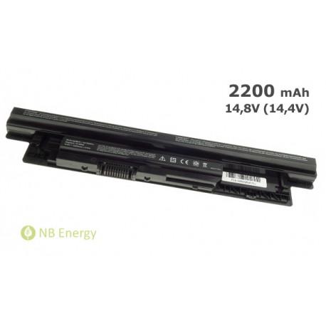 Batéria DELL Inspiron 15 3521, 14R 5421, MR90Y XCMRD   2200 mAh (33 Wh), 14,8V
