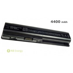 Batéria HP PAVILION DV4 DV5 DV6 G60 G70, Compaq Presario CQ40 CQ50 CQ60 CQ61 CQ70 | 4400 mAh (48 Wh), 10,8V