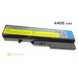 Batéria LENOVO IBM IdeaPad G460 G560 Z460 | 4400 mAh (48 Wh), 10,8V