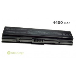 Batéria TOSHIBA A200 A300 L300 L500 | 4400 mAh (48 Wh), 10,8V