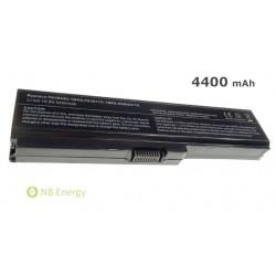 Batéria TOSHIBA Satellite A660 C600 C650 M300 U400 PA3634U-1BRS | 4400 mAh (48 Wh), 10,8V