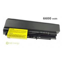 "Batéria LENOVO IBM ThinkPad R61 R61i T61 R400 T400 14"" | 6600 mAh (71 Wh), 10,8V"