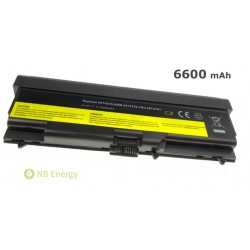 Batéria LENOVO IBM ThinkPad SL410 SL510 E40 E50 | 6600 mAh (71 Wh), 11,1V