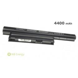 Batéria SONY VGP-BPS22 VGP-BPS22A VGP-BPL22 | 4400 mAh (49 Wh), 11,1V